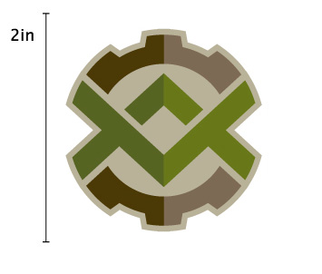 MULTICAM PATCH