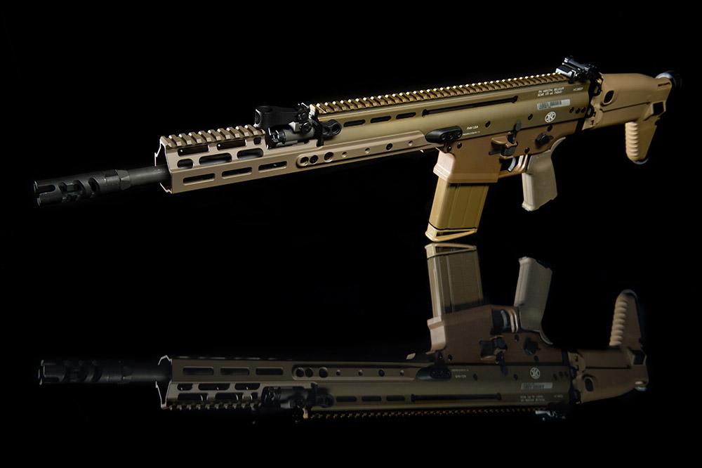 SCAR MREX™- M-LOK™ 6 5
