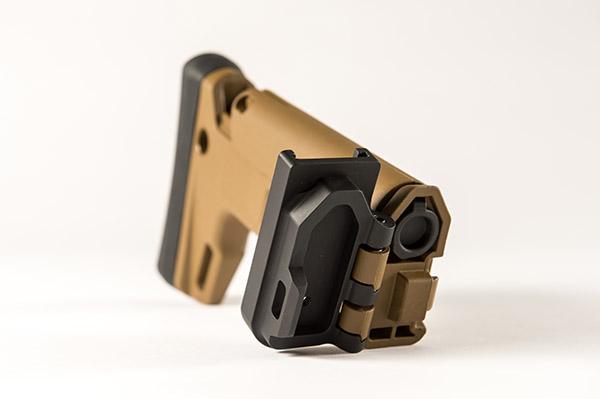 SAS – SCAR Adaptable Stock Kit – Magpul Brown