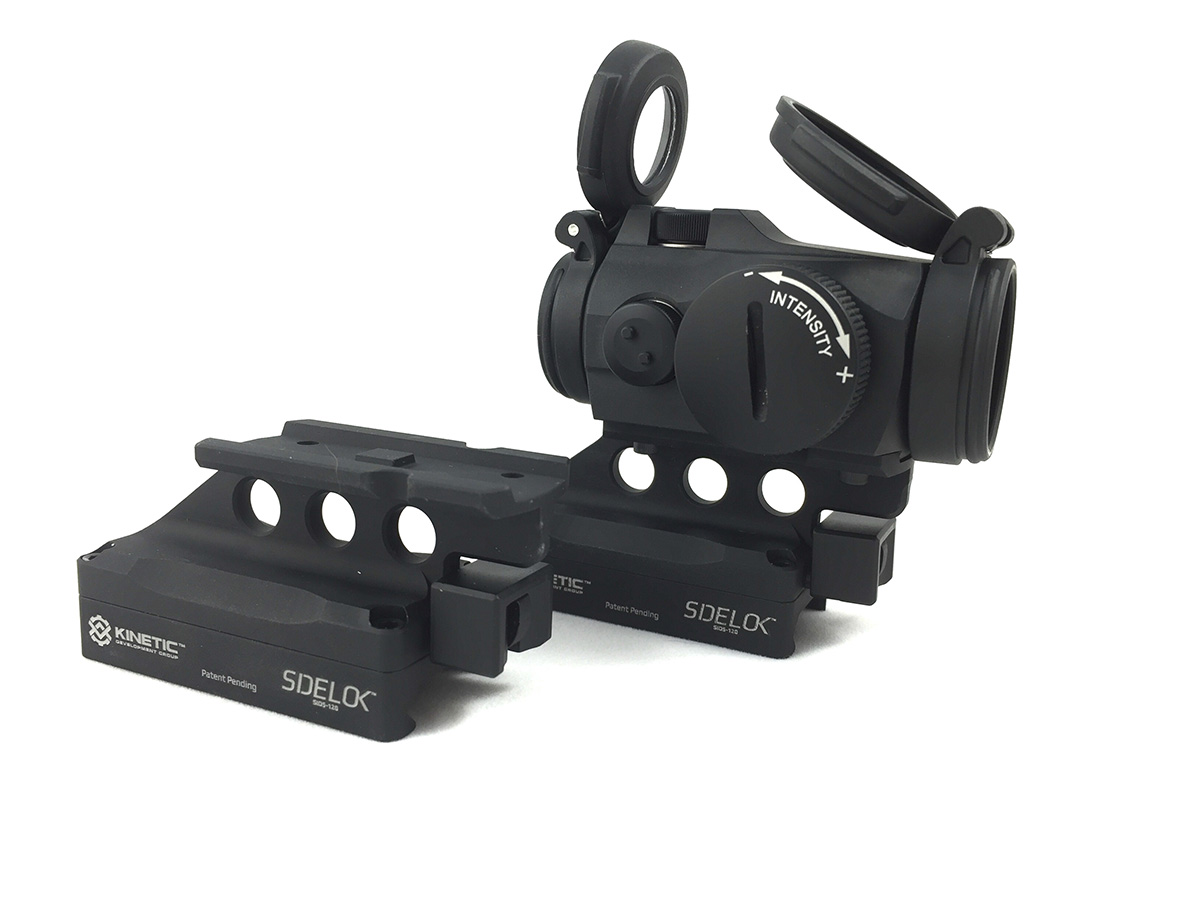 Sidelok Aimpoint Micro Optics Mount