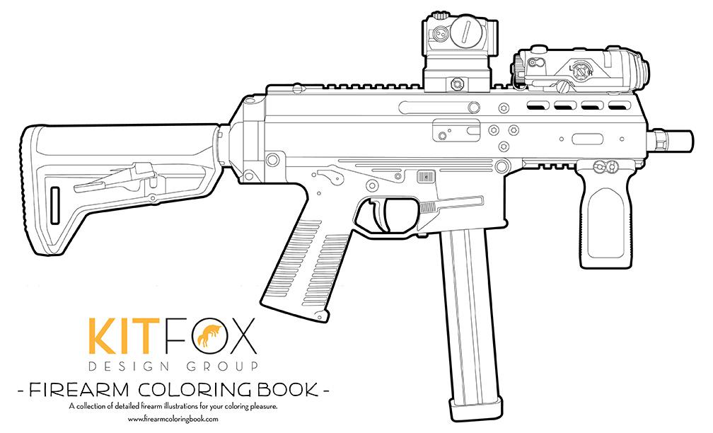 Kitfox Design Firearms Color Book Kiic Development