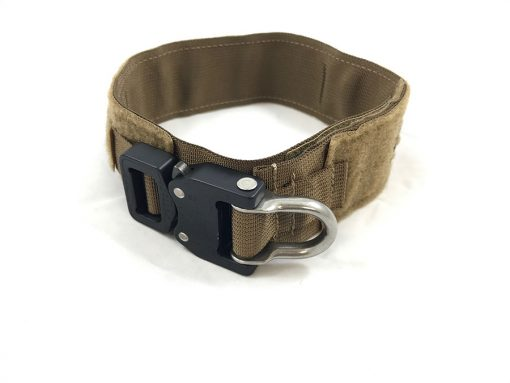 Coyote Brown Collar