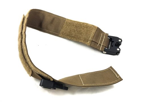 Cobra Collar inside show in Tan